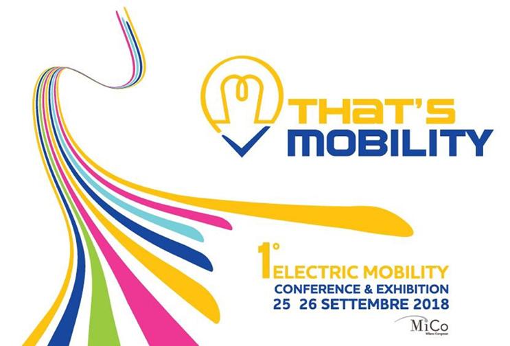 immagine di Ve.S.T.A a That's Mobility, il primo evento dedicato alla mobilità elettrica
